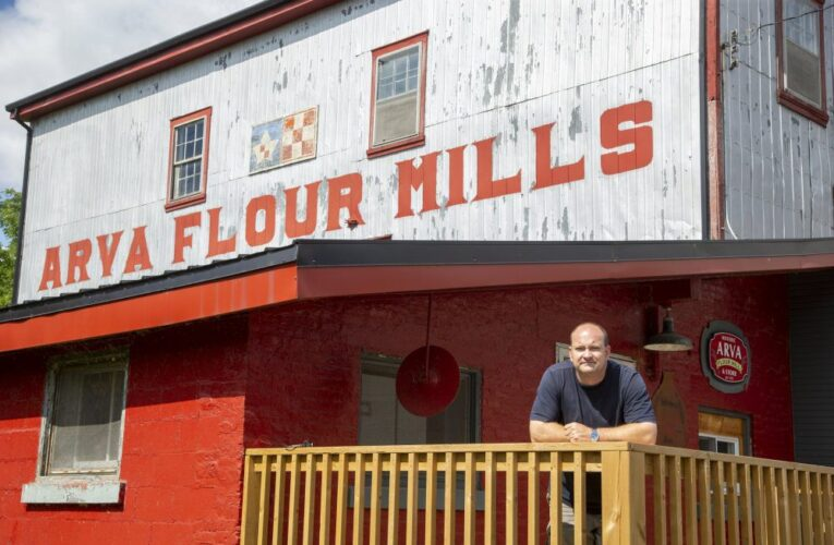 'Working museum': 200-year-old Arva Flour Mill up for sale
