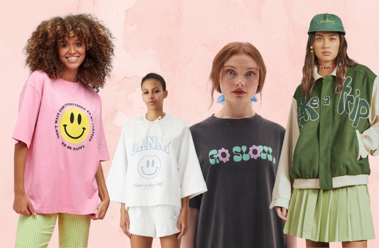 WARDROBE PICKS TO PUT A SMILE ON YOUR FACE