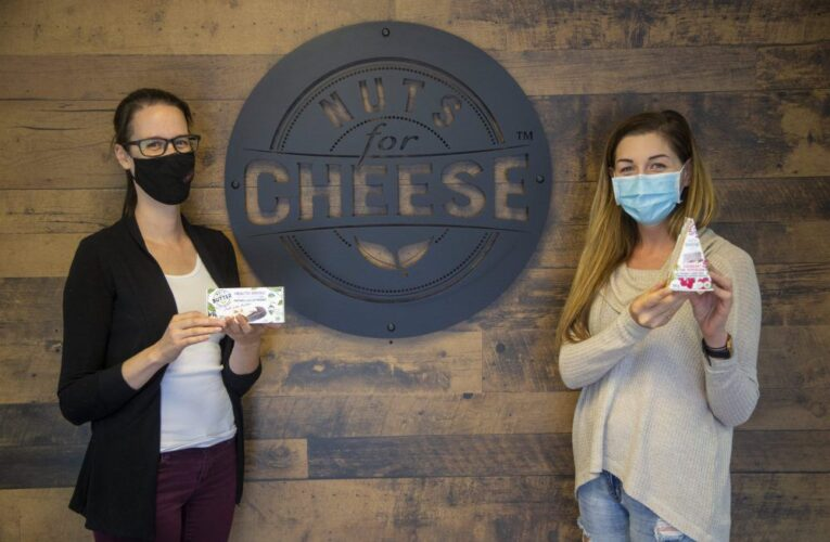 Vegan dairy business's U.S. sales boom in latest local food sector success