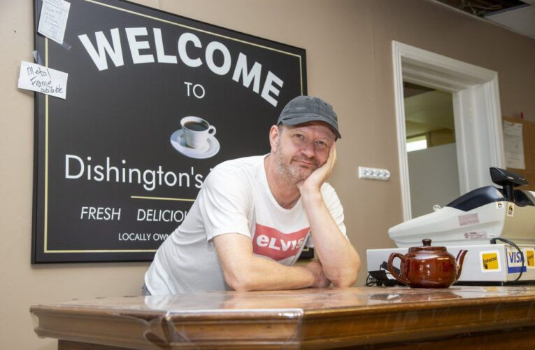 Hit by pandemic and road work, Lambeth tea room closes after 40 years