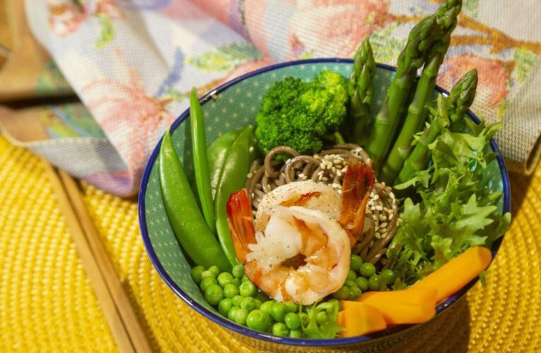 Fare With a Flair: Keep cool and flexible with Asian-inspired salad