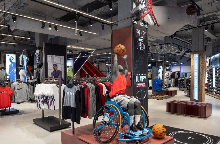 SPORTS DIRECT OPENS FLAGSHIP STORE ON OXFORD STREET
