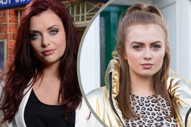BBC EastEnders star Maisie Smith calls fellow soap actress Shona McGarthy a 'saucy minx' in recent post