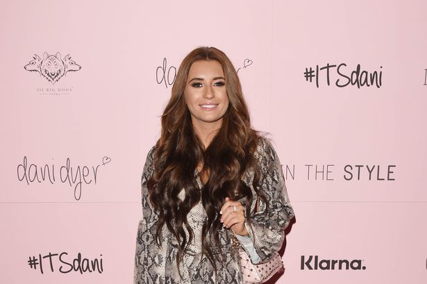 Dani Dyer shares 'beautiful' family snaps but baby Santiago steals the show