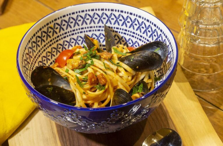 Fare With A Flair: Chorizo adds flavour muscle to pasta dish